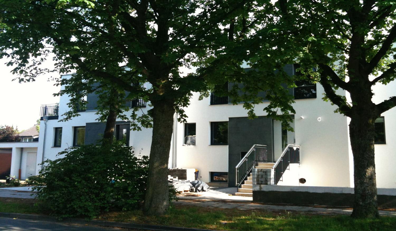 energieeffizientes bauen projektbeschreibung jabusch und. Black Bedroom Furniture Sets. Home Design Ideas